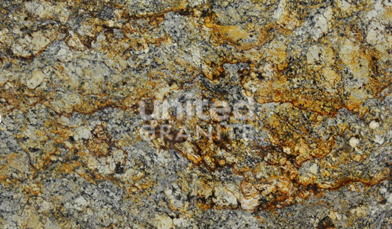 Golden Exotica United Granite