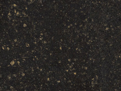 Space Black quartz countertops
