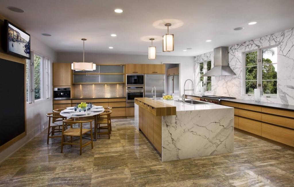 why chooose granite counters