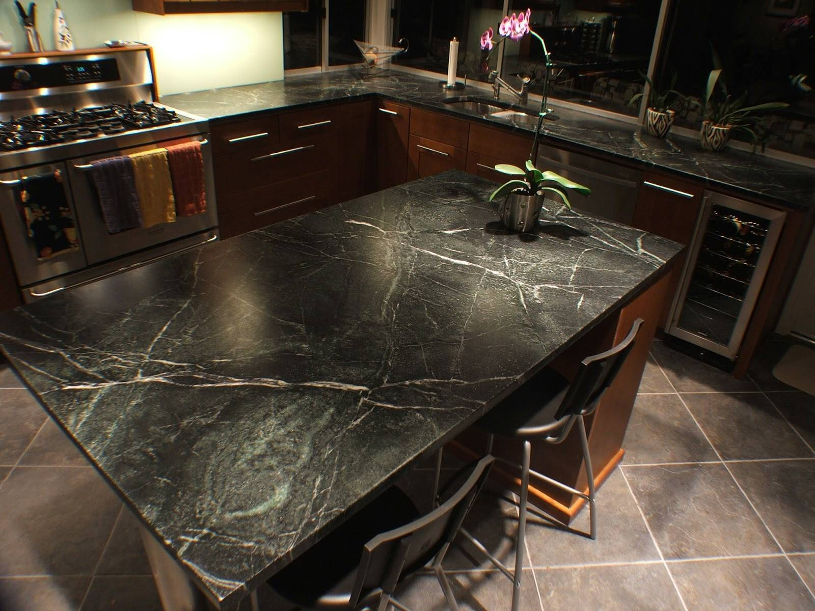 Why do so many choose soapstone countertops in nj united for Zodiaq quartz price per square foot