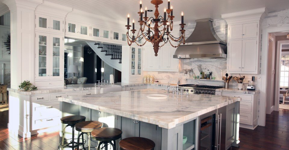 Granite Kitchen Countertops Unique Features and Types to Know ...