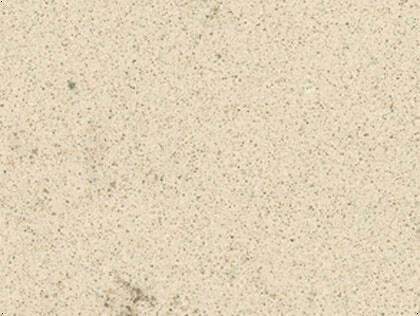 Crema Botticino marble countertops