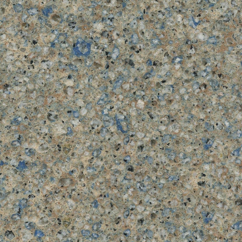 Blue Sahara Silestone